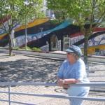 Mum in Monchique